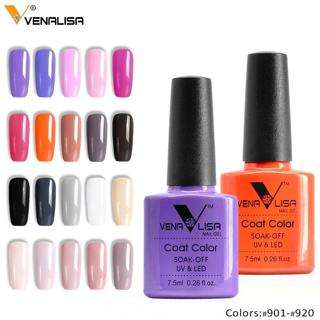 Venalisa Fashion Bling 7.5 ML Soak Off UV Gel Nail Gel Polish Cosmetics Nail Art Manicure Nails Ge