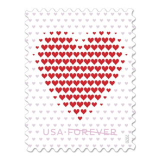 10 -  UNUSED  FOREVER STAMPS