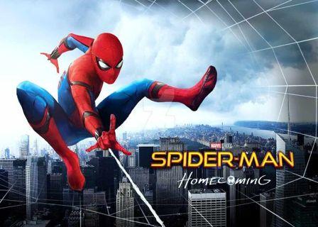 Spiderman Homecoming digital copy code