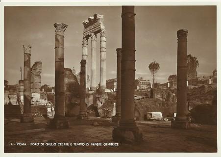 Forum of Julius Cesar, Rom