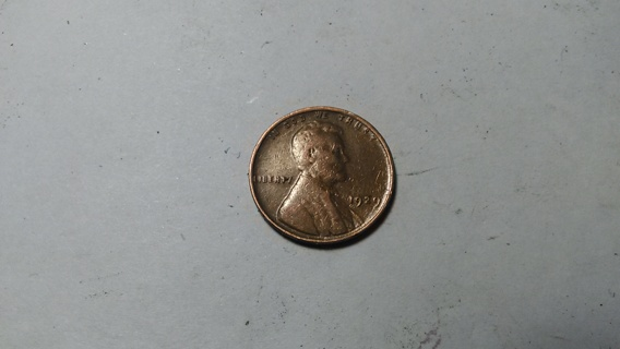 1929 WHEAT PENNY