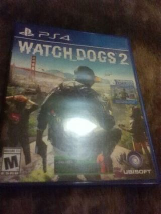 Watch dogs 2 mint and complete