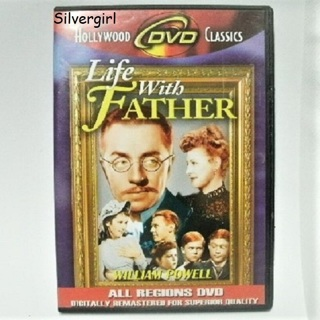 William Powell Life With Father Hollywood DVD Classics