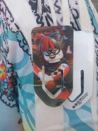 Lego The Batman Movie - Harley Quinn Bookmark