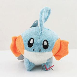 """6"""" Cute Pokemon Mudkip Soft Plush"""