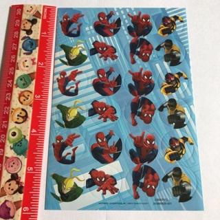 Spider-Man Sticker Sheet #3 NEW