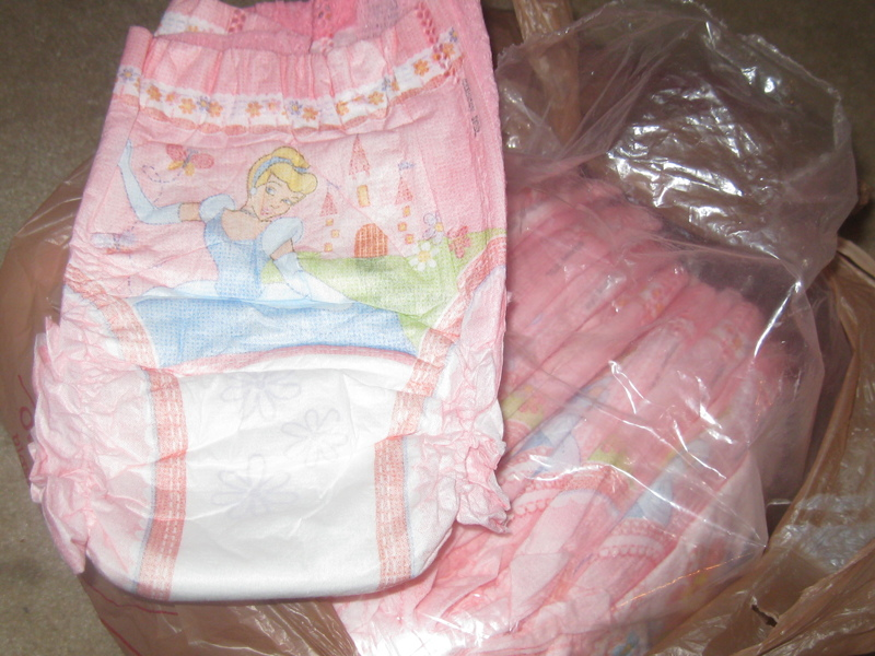 Free: 15 Girls Disney Princess Pull-Ups Size 2-3 - Baby ...
