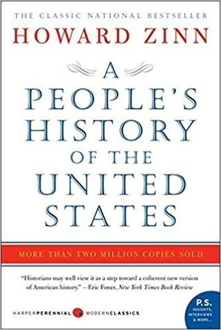 A People's History of the United States by Howard Zinn FREE SHIPPING