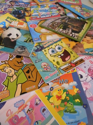 COLORING Books Wish Lists HelpingWISHES ComeTrue