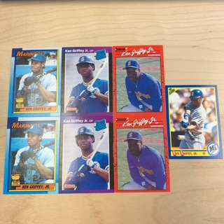 Ken Griffey Jr. Lot