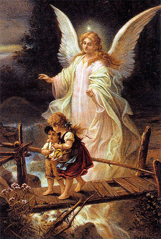 The Name or Names of Your Three Guardian Angels
