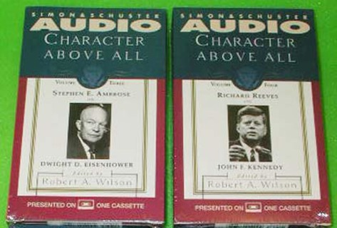 "an analysis of john f kennedys character in the article character above all When jacqueline kennedy summoned the journalist theodore h white for an interview that appeared in life magazine on december 6, 1963, she insisted that the article emphasize that the kennedy administration was like camelot, a brief shining moment that would never come again as arthur schlesinger, jr, later pointed out, ""the image was not perhaps, on analysis, all."