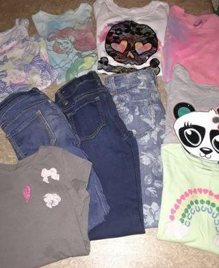 Girls Clothing size 6/6x (10 pcs.)