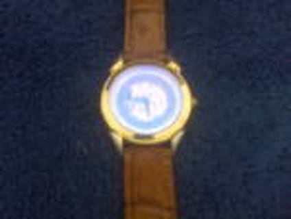 Free La Express Watch Wleather Band Watches Listia