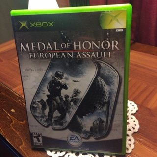 Medal of Honor Xbox Game
