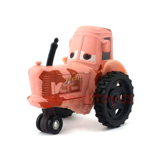 Cars Tractor Metal Toy