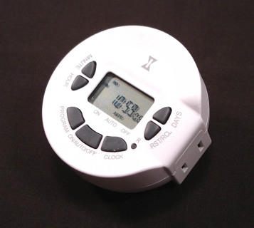 digital lamp timer by intermatic model dt300 - Lamp Timer
