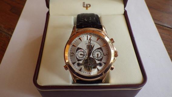 lucien piccard men s 26928ro skeletal case chronograph lucien piccard men s 26928ro skeletal case chronograph watch