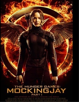The Hunger Games: Mockingjay part 1 digital
