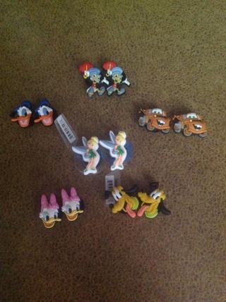 12 new Disney Jibbitz for Crocs