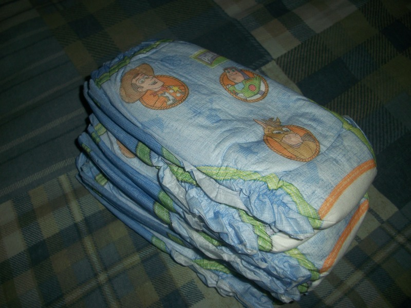 Free Sz 4t 5t Toy Story Pull Ups Other Clothing