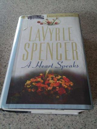 Lavyrle Spencer A Heart Speaks HB Free Shipping