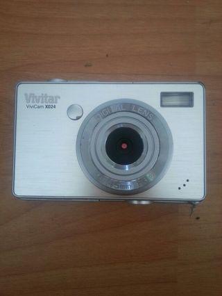 Vivitar ViCamX024 Digital Camera (please read full description before bidding)