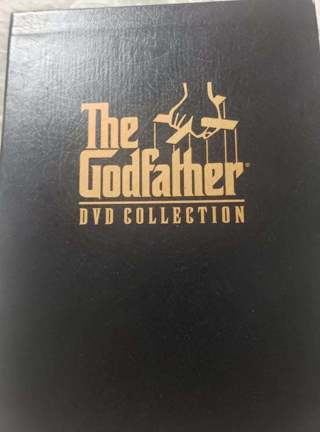 The Godfather DVD Collection Free Shipping