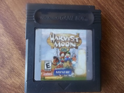 Nintendo Game Boy Harvest Moon
