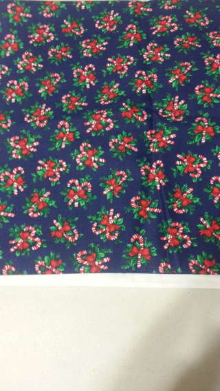 1/2 yd Christmas Material #2