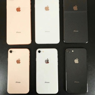 iPhone 8 and 8plus