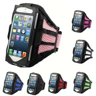 Sport Gym Running Arm Band Case For iPhone 5S 5C 5G 4G 4S ipod Touch 4G