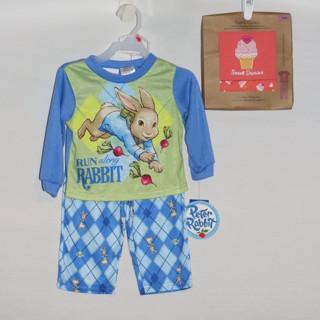 85125979a78b4 Free: New Girls Size 18M Peter Rabbit Pajamas and Faded Glory 18M ...