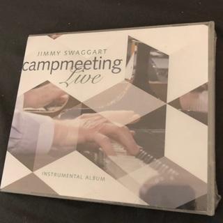 Jimmy Swaggart Gospel CD (Brand New)