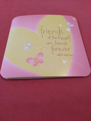 Friendly Inspirations Card