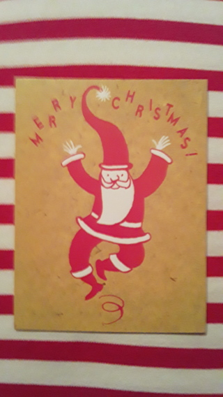 Santa Claus Notecards