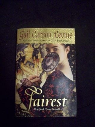 Fairest, Book by Gail Carson Levine