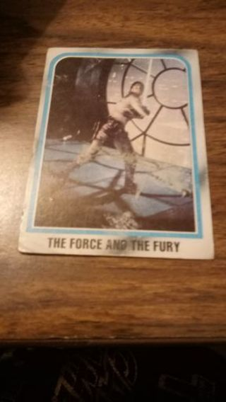 The Force and The Fury