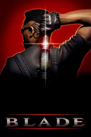Blade HDX digital movie code (2000)