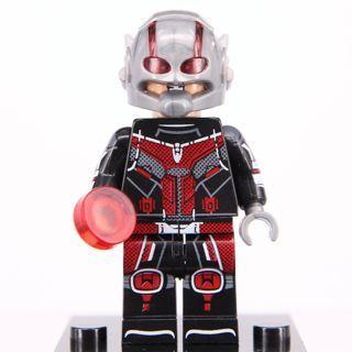 New Ant Man Minifigure Building Toy Custom Lego