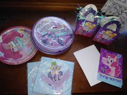 My Little Pony Party Bundle