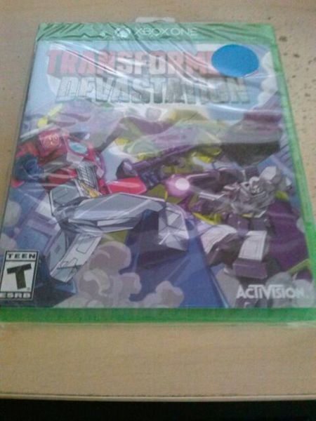 Original Xbox Game Ship : Free hurry ☆ new sealed xbox one transformers