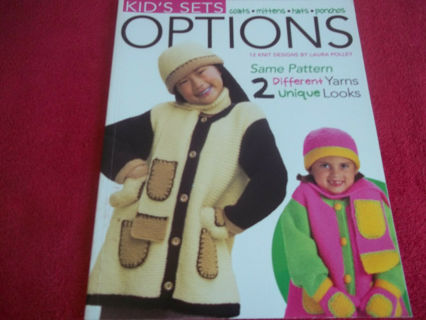 Kid's Sets Options Pattern Book