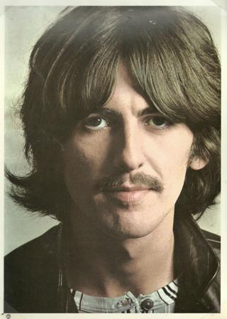 Vintage Beatle Photo George Harrison White Album 1968