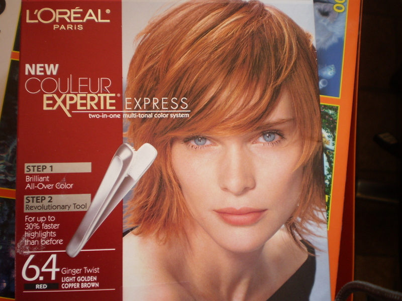 Free New Loreal Color Express Light Golden Copper Brown Skincare