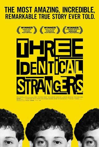 THREE IDENTICAL STRANGERS VUDU INSTAWATCH