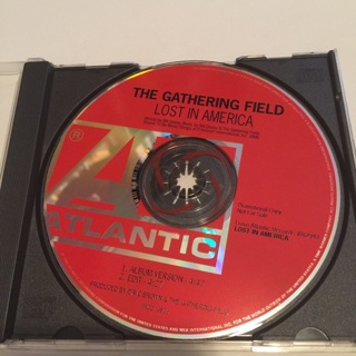 Music CD - The Gathering Field - Lost in America !! Free Shipping!!