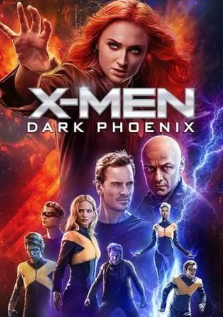 XMEN: DARK PHOENIX VUDU HD INSTAWATCH