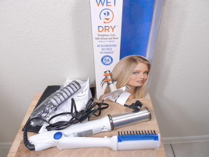 NEW InStyler INSTYLER WET 2 DRY IRON