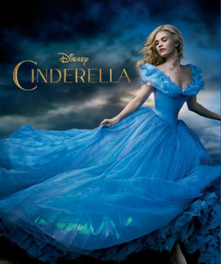Cinderella (Live-action Remake) HD Google Play Digital Code